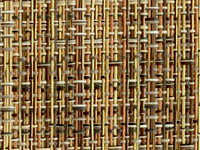 Chesterfield Textilene® Wicker Fabric