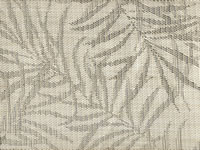 Brown Bamboo Leaf Leisuretex® P.V.C. Olefin Collection Fabric