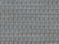 Blue Bronze Weave TEXTILENE® Wicker Collection Fabric