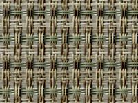 Cortez Thyme Phifertex® Cane Wicker & Waffle Wicker Fabric