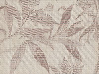 Sienna Tea Leaves TEXTILENE® Wicker Collection Fabric