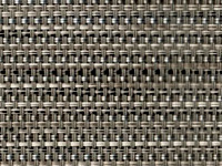 Watercolor Tweed Pearly Phifertex® Cane Wicker & Waffle Wicker Fabric