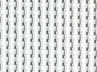 White TEXTILENE® Wicker Weave Fabric
