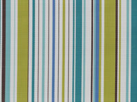 XUM-3025677 Coastline Peacock Phifertex® Stripe Fabric